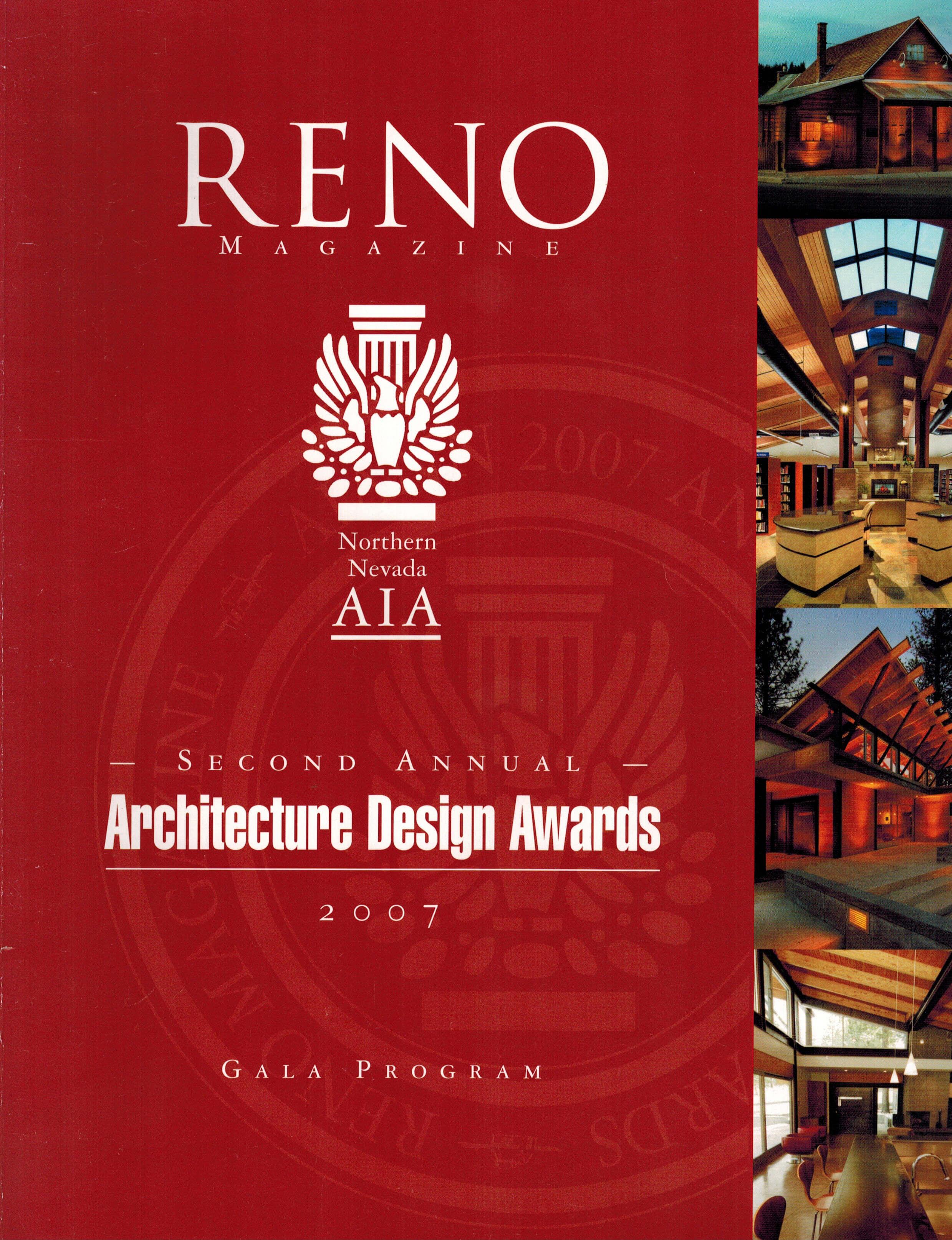 Reno Magazine Architecture Design Awards 2007_Page_1