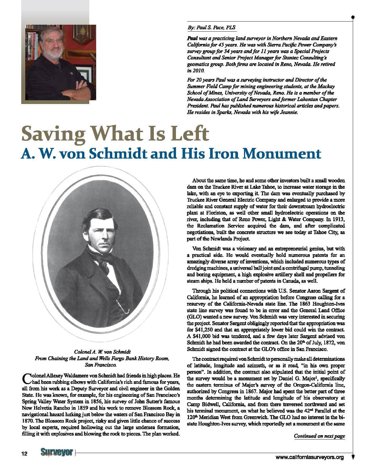 California Surveyor Von Schmidt Monument _ TF Article_Page_2