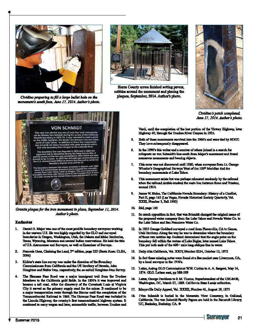 California Surveyor Von Schmidt Monument _ TF Article_Page_9