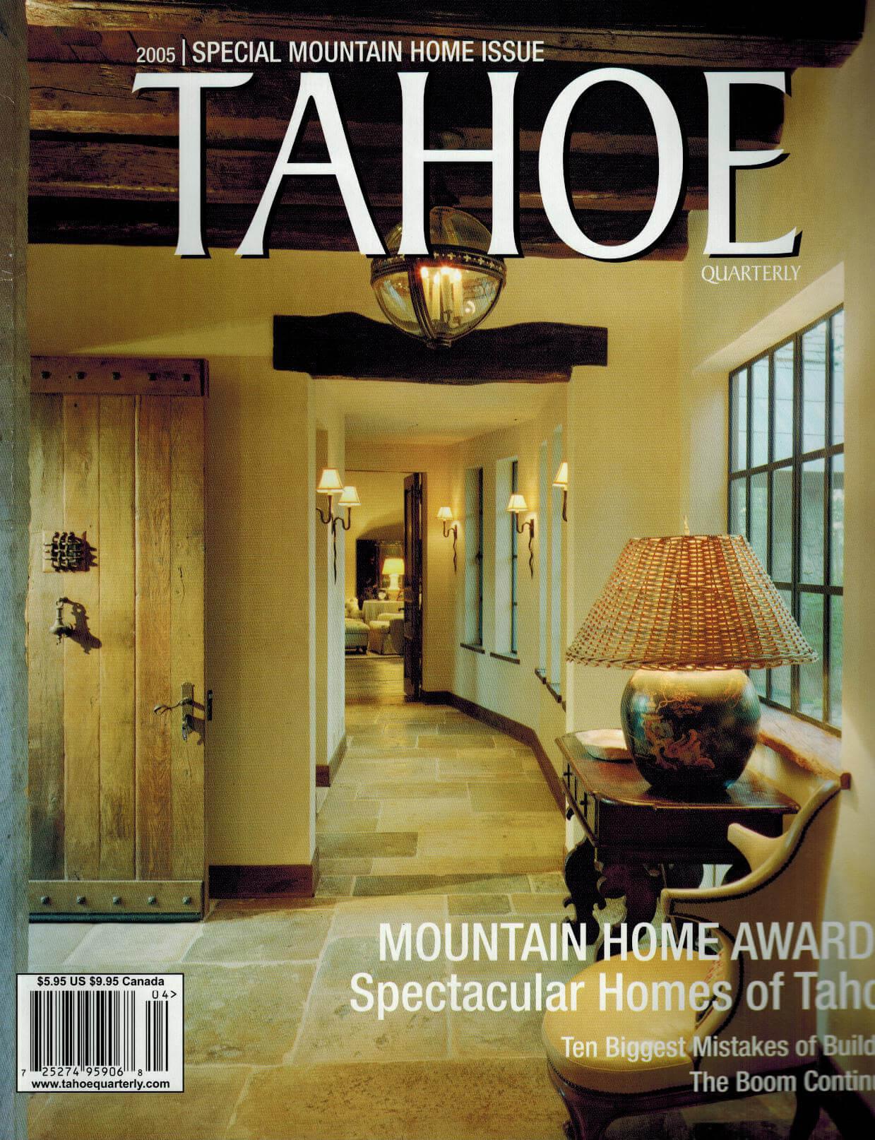 Tahoe Quarterly 2005 - Stremmel Gallery0001
