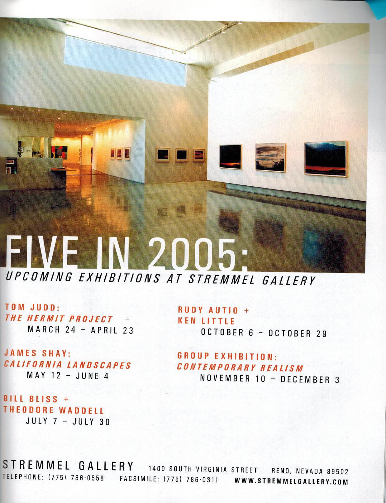 Tahoe Quarterly 2005 - Stremmel Gallery0002