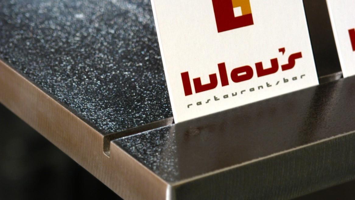 LuLou's Restaurant- Interior Design Build